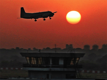The airport handled over 15 million including over three million international passengers last year.