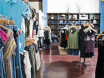 Discounts on apparels are driven by the GST Council's decision earlier this month that man-made apparel above Rs 1,000 will attract a 12% levy, higher than the existing 7%.