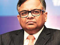 This was Chandrasekaran's first shareholding meeting as the chairman of Tata Group.