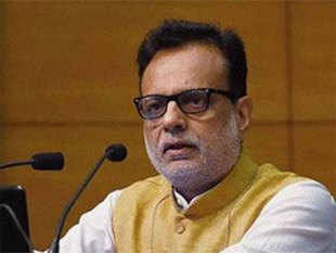 Meet Hasmukh Adhia, the most vital cog in PM Modi's plan to help India keep its date with GST - Economic Times