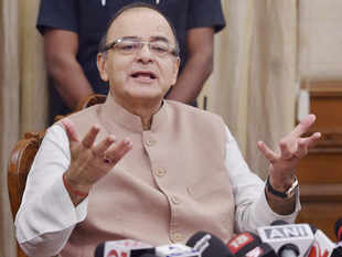 """""""GST rate of 28 per cent would be applicable for hotel rooms above Rs 7,500,"""" Jaitley said."""