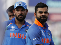 Virat Kohli also said he backed his boys to chase in the title clash.