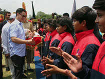 Rijiju, who was here as chief guest of the final match of the Oorja football tournament held by the SSB here, said security cannot be compromised at all.