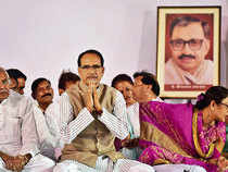 It is very wrong to say that farmers became violent. I have full confidence that the farmers were not part of this violence, says Chouhan.