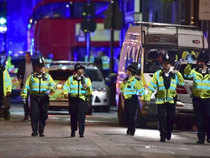 """""""There are a number of casualties being worked on at the scene. There has been one person arrested,"""" police said in a statement."""