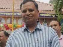 CBI is investing a case of alleged money laundering against Delhi Health Minister Satyendar Jain.
