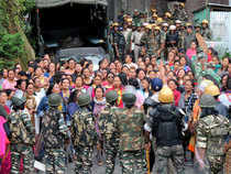 Most of the youths who have indulged in stone-pelting are educated and come from good families.