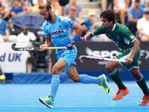 India defeated Scotland 4-1, Canada 3-0 before demolishing arch-rivals Pakistan 7-1 in their first three games.