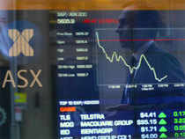 Australian shares rose on Monday, with much of the gains supplied by financials stocks sought for attractive dividend yields.