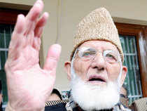 "Syed Ali Shah Geelani assured the pilgrims that there was no threat to them and alleged that the reports of threat were the ""adverse propaganda launched by the Indian media""."