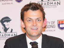 """""""Just before I flew out of Perth yesterday, I saw the toss happening. Mine and Australian team's natural inclination is to bat first and try and get the score board pressure going,"""" said Gilchrist"""