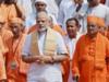 During Modi's visit to Belur