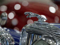 Shares of Tata Motors were trading 2 per cent higher in Tuesday's trade after the company said on Monday it had no plans to list its luxury British car brand Jaguar Land Rover.