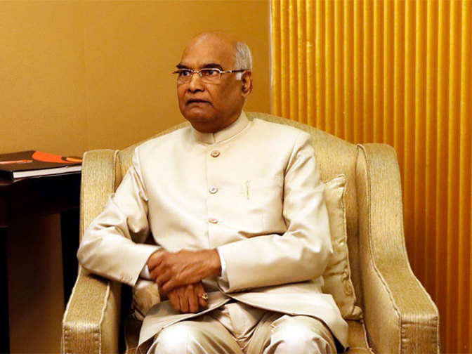When Ram Nath Kovind was turned back from President's Shimla home