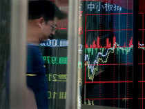 China stocks barely moved on Tuesday morning as investors awaited a decision by US index provider MSCI on whether to add mainland shares to its Emerging Markets Index.