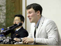 "North Korea released Warmbier last week and said he was being freed ""on humanitarian grounds."""