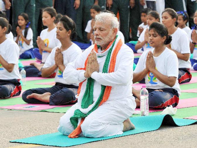 3rd International Yoga Day: Narendra Modi, Yogi Adityanath to perform in Lucknow