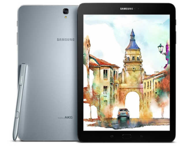 Samsung Galaxy Tab S3 launched in India at Rs 47,990 - The Economic Times