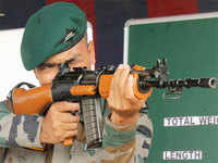 Indian Army rejects Made in India rifles for 2nd year in a row after they failed miserably during trials