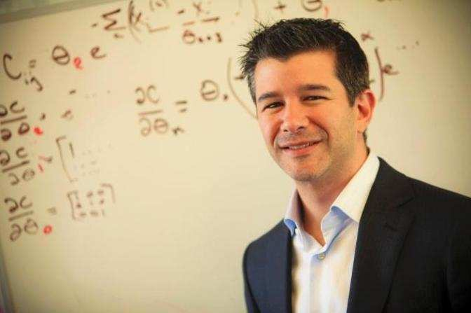 Will Uber pull brakes on India with CEO Travis Kalanick's exit? - Economic Times