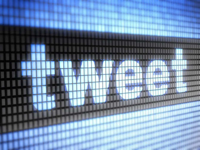 Advertisers' positive feedback helps Twitter stock go up