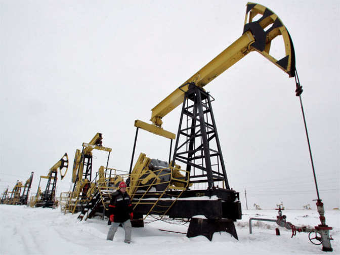 Oil edges up, but set for worst H1 performance in 20 years