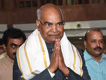 Kovind had been active in the Uttar Pradesh unit of BJP and was even appointed the general secretary when Laxmikant Bajpai was the party's state chief.