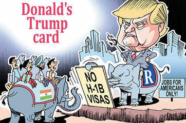 American side ready to respond if India raises H-1B visa issue