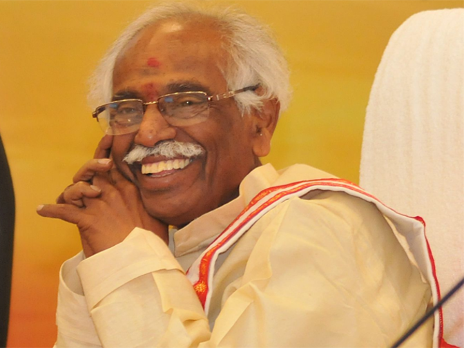 Why didn't Congress make Meira Kumar president when in power: Bandaru Dattatreya