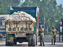 Bangladesh exports goods such as cotton waste, cosmetics, battery, fabric, juice, biscuits to Nepal and Bhutan via Siliguri sub-division in Darjeeling district.