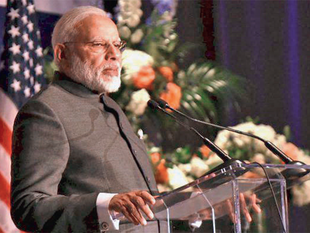 Prime Minister's speech in Washington underscores importance of diaspora in reinforcing Brand Modi