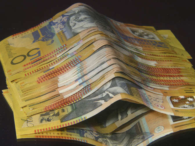 Australia, NZ dollars erode against euro, gain on greenback