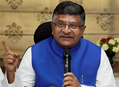 PSUs should ensure cyber security: Ravi Shankar Prasad