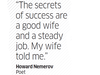 Quote by Howard Nemerov