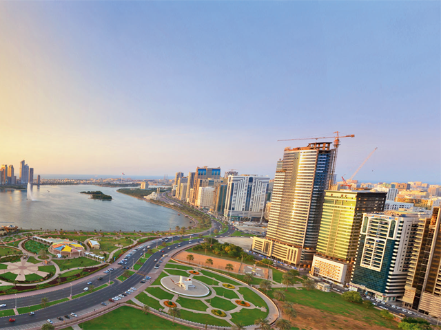 Here's what has made Sharjah shine like a glittering city