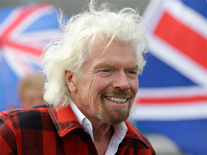 richard branson charismatic leader Richard branson – a participative leader walt disney – a transformational and charismatic leader sometimes charismatic leaders become victims of their.