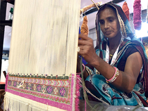 The story of India's handloom sector, the traditional craft that provides livelihood to millions, has seemingly lost relevance in contemporary society.