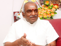 Radhakrishnan earlier participated in a function organised to welcome a group of members of the Devendrakula Velalar community, a Scheduled Caste, into the BJP fold.