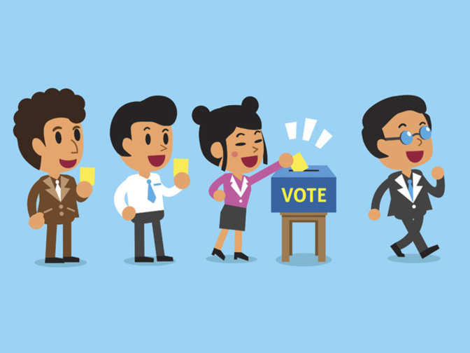 Voting Story For Kids