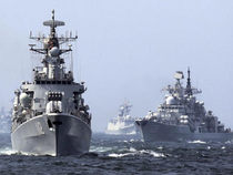 The sea lanes in the Indian Ocean are considered among the most strategically important in the world.