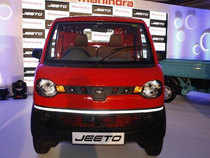 The Jeeto Minivan will be available in diesel, petrol and CNG engine options.