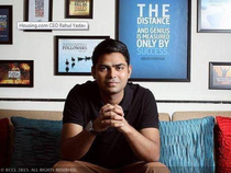 Rahul Yadav, cofounder of Housing.com, joined real estate stalwart Anuj Puri's newly-launched venture Anarock Property Consultants as chief product and technology officer this month.