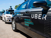 The reports came after the Wall Street Journal earlier in the day said Uber's biggest rival in Southeast Asia, Grab, was posed to raise as much as $2 billion in funding from SoftBank and China's top ride-hailing firm Didi Chuxing.