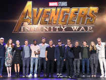 The movie, which comes out next year, unites the characters from all 16 films of the Marvel Cinematic Universe.
