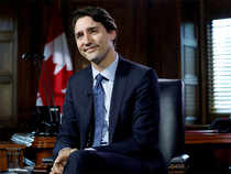 """Trudeau unveiled his """"PM Mix'' of 39 songs on the streaming service Saturday."""