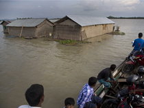 ASDMA said 1,512 villages are under water and nearly 50,000 hectares of crop area inundated.