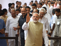The Prime Minister said the session was expected to herald in a new hope for India.