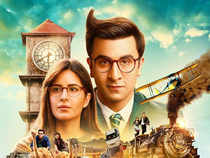 The Ranbir Kapoor and Katrina Kaif-starrer raked in  Rs 33.17 crore over the weekend.