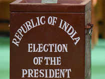 A total of 776 MPs and 4,120 MLAs were eligible to vote. The total value of votes of the electoral college is 10,98,903.