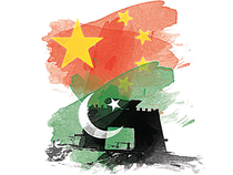 Interestingly China's bilateral approach is contradictory to its position -- on non-interference in other's states affairs --at multilateral platforms.
